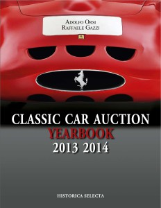 Classic Car Auction 2013-2014 Cover