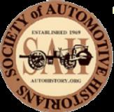 Society Automotive Historians